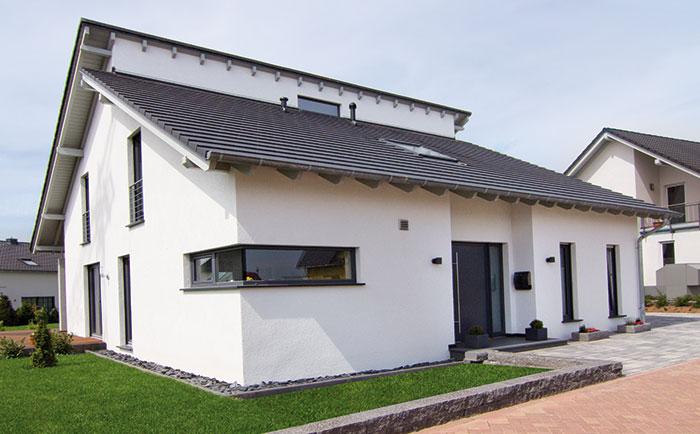 Einfamilienhaus Mit Pultdach einfamilienhäuser